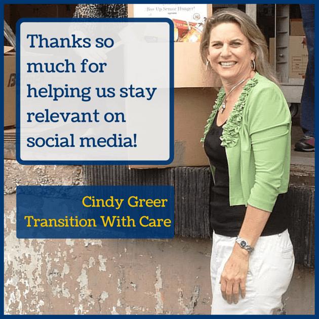 Cheap Social Media Marketing Happy Cindy Smiling